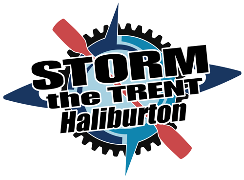 Storm the Trent adventure race logo